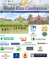 6th TRT World Rice Conference: 18-20 November 2014, Phnom Penh, Sofitel Phokeethra