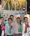Cambodian Rice Exporters at THAIFEX WoFA 2013